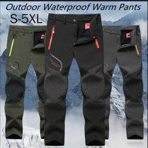 Pants - Outdoor Waterproof Hiking Pants